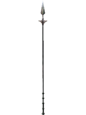 Spear of the Snow Prince