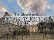 Morrowind Construction Set Autorun Logo