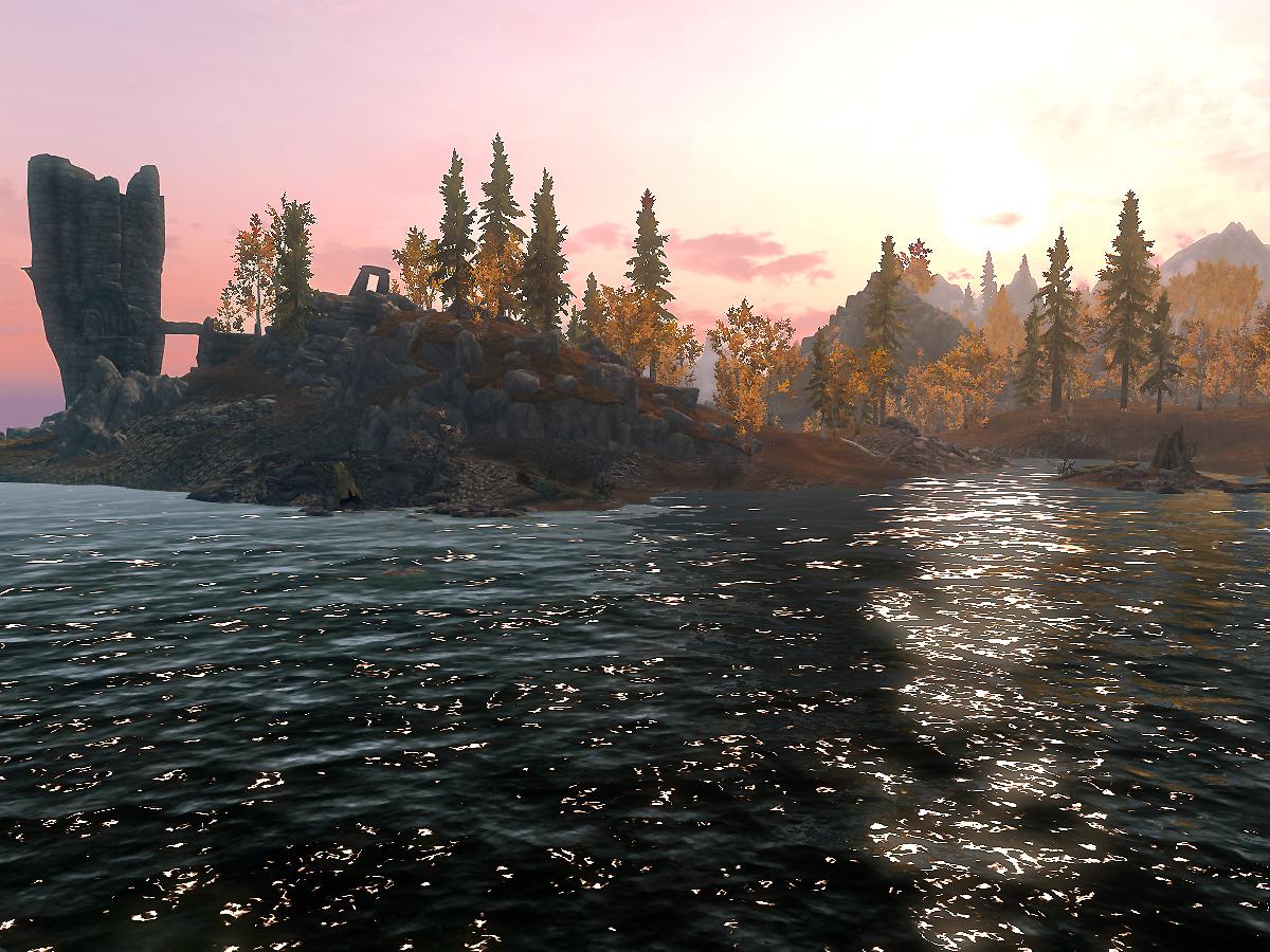 Озеро Гейр (Skyrim)