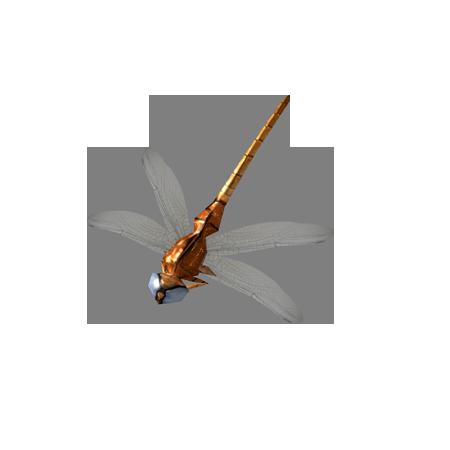 Оранжевая стрекоза (Skyrim)