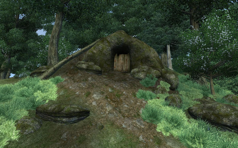 Пещера Грязная Долина (Oblivion)