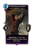 Brotherhood Vampire Card