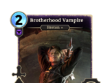 Brotherhood Vampire