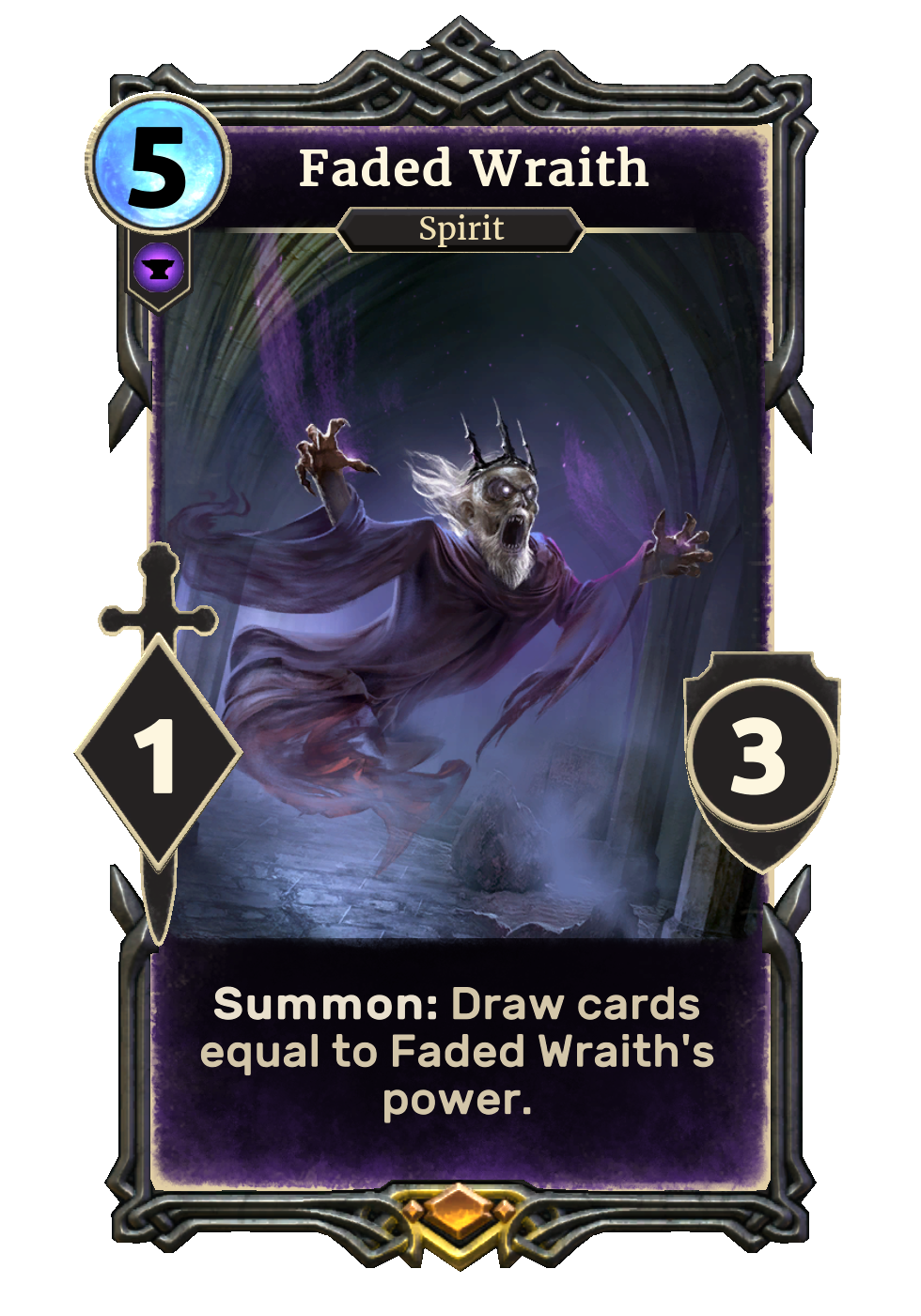 Faded Wraith (Legends)