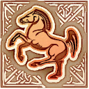 Guild miscellaneous knights white stallion.png