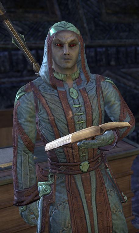 Maître Llandresil