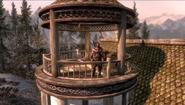 Wieża możliwa do zbudowania w domu (Skyrim)