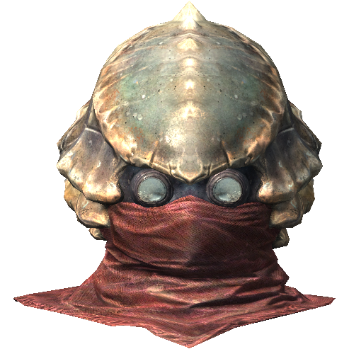 Хитиновый шлем (Dragonborn)