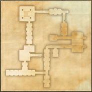 Andrano Ancestral Tomb Map