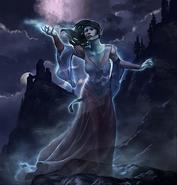Haunting Spirit card art