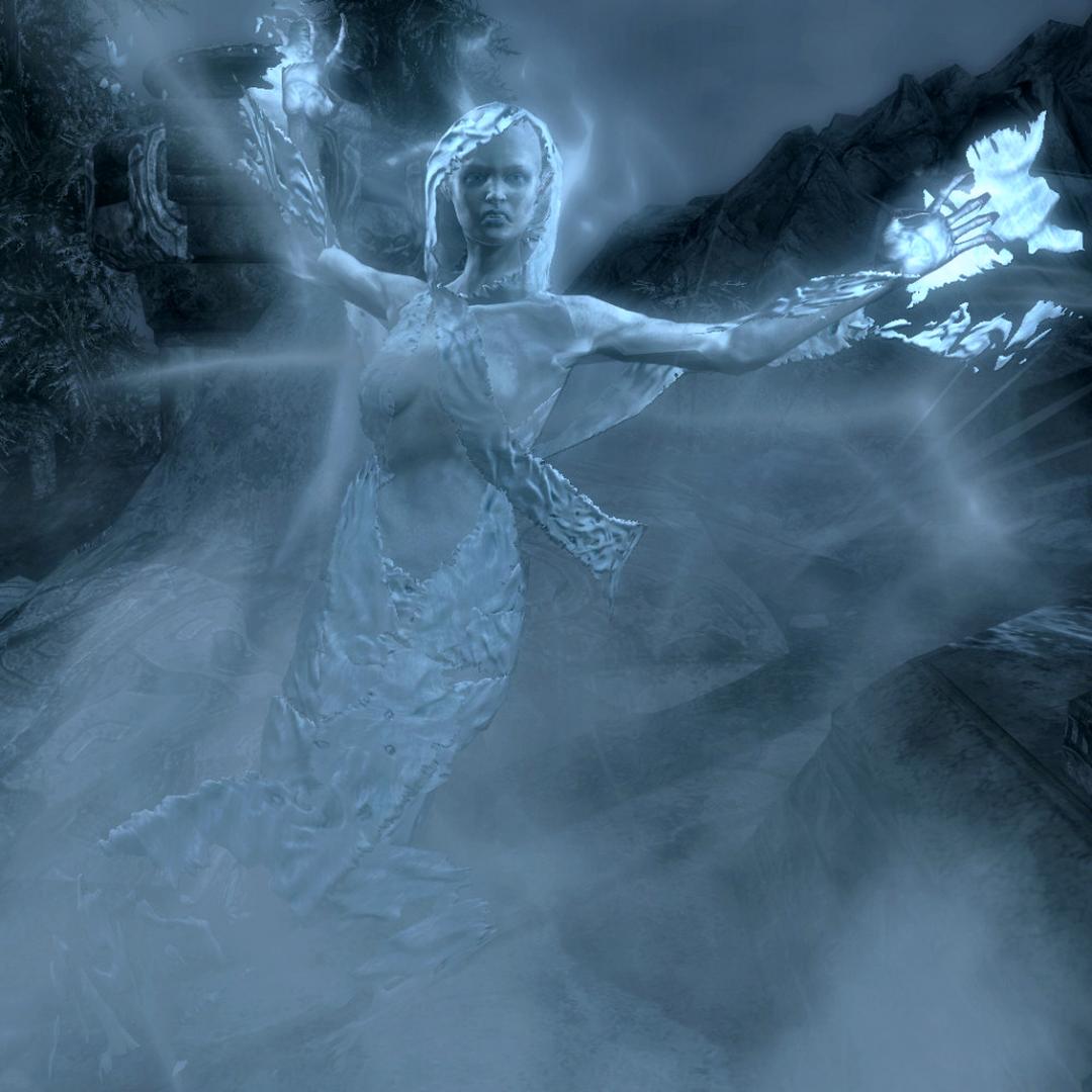Мать-дымок (Skyrim)