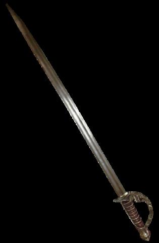 Стальная сабля (Morrowind)
