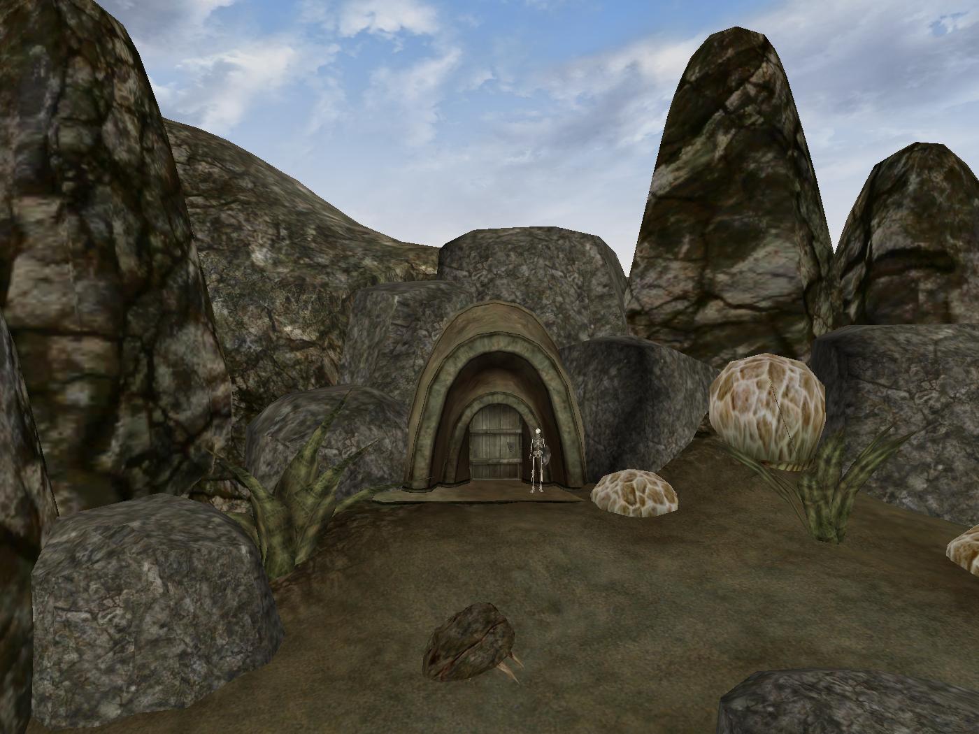 Baram Ancestral Tomb