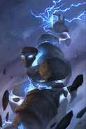 Storm Atronach card art