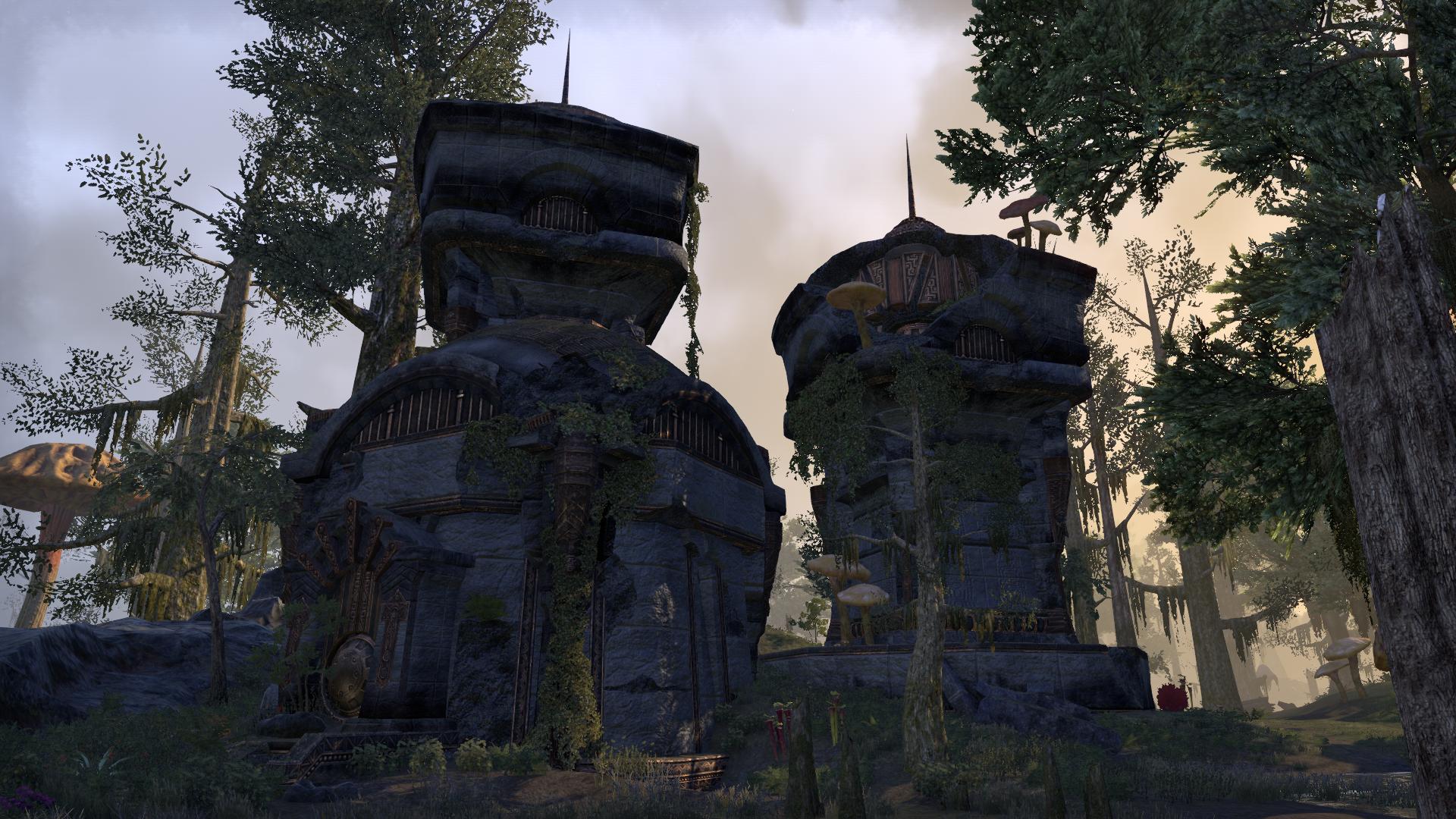 Алефт (Online: Morrowind)