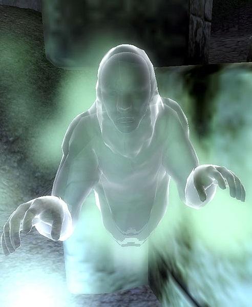 Древний призрак