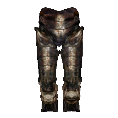 Железные поножи (Morrowind)