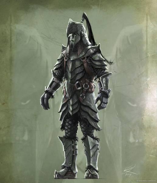 Орочье снаряжение (Skyrim)