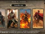 Guardia rojo (Legends)