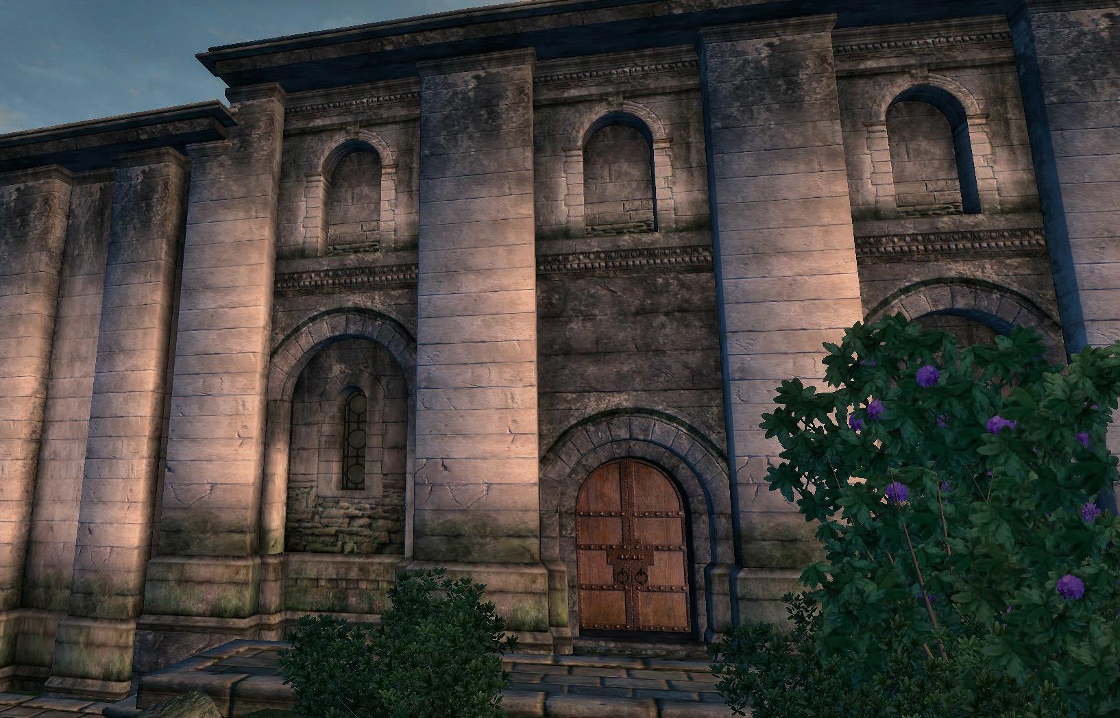 Irene Metrick's House