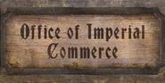 TESIV Sign OfficeofImperialCommerce