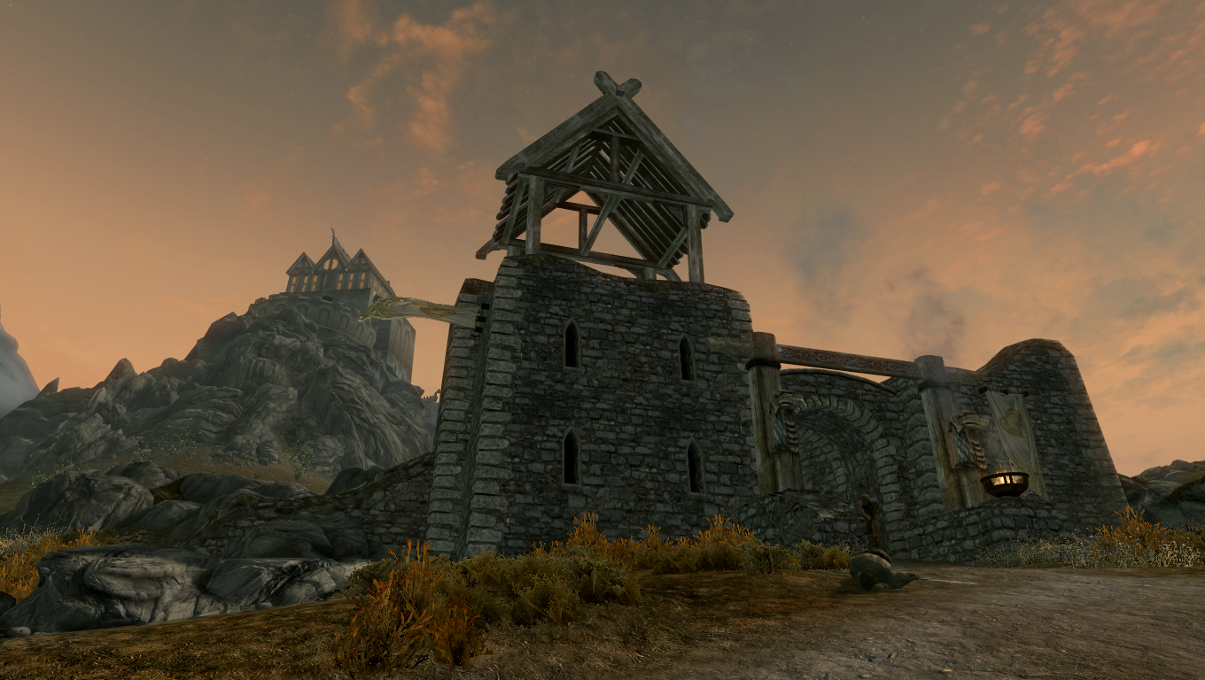 Whitewatch Tower