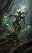 Zielona wiła (Legends)