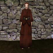 Простая мантия 8 (Morrowind) жен