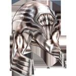 Имперский серебряный шлем