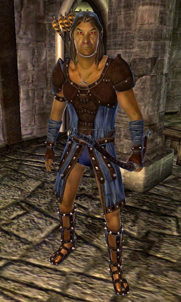 Blue Team Gladiator