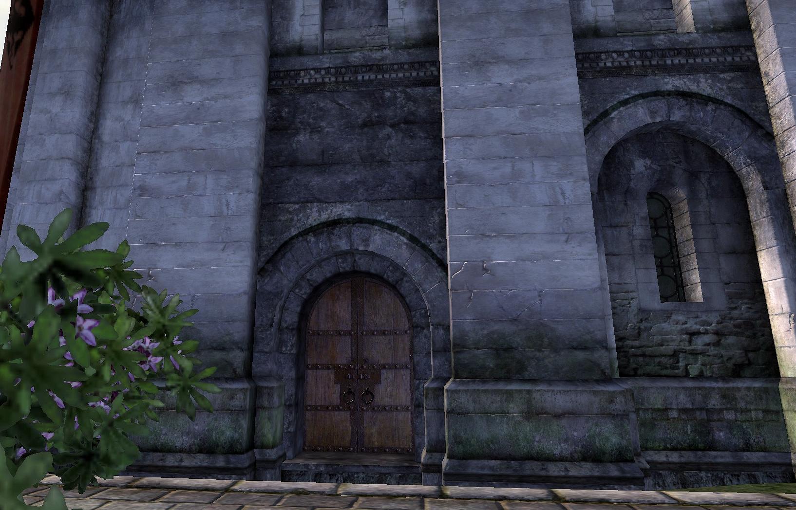 Cyronin Sintav's House