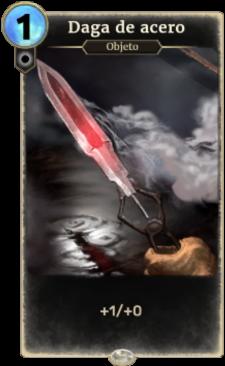 Daga de acero (Legends)