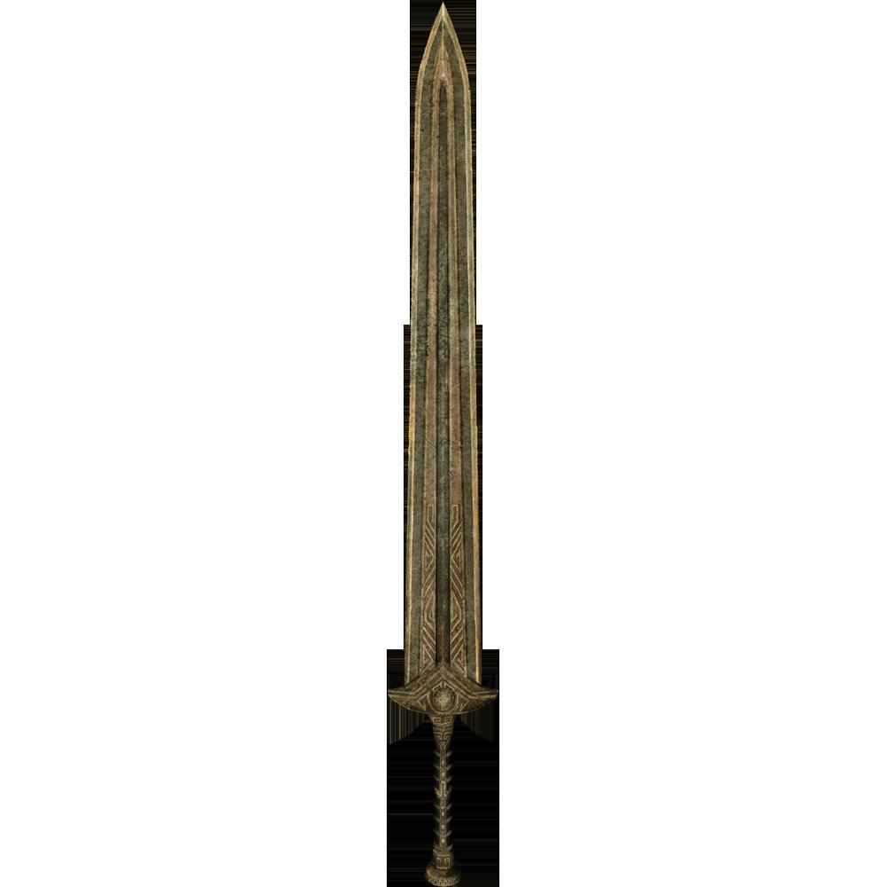 Dwarven Sword
