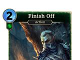 Finish Off