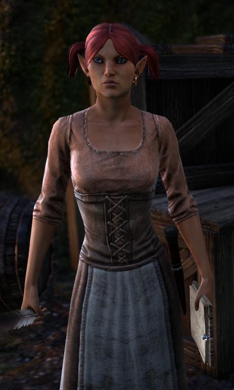 Araneth la Nouricière