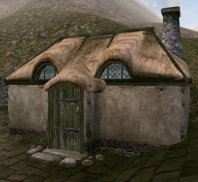 Canodia Felannus' House