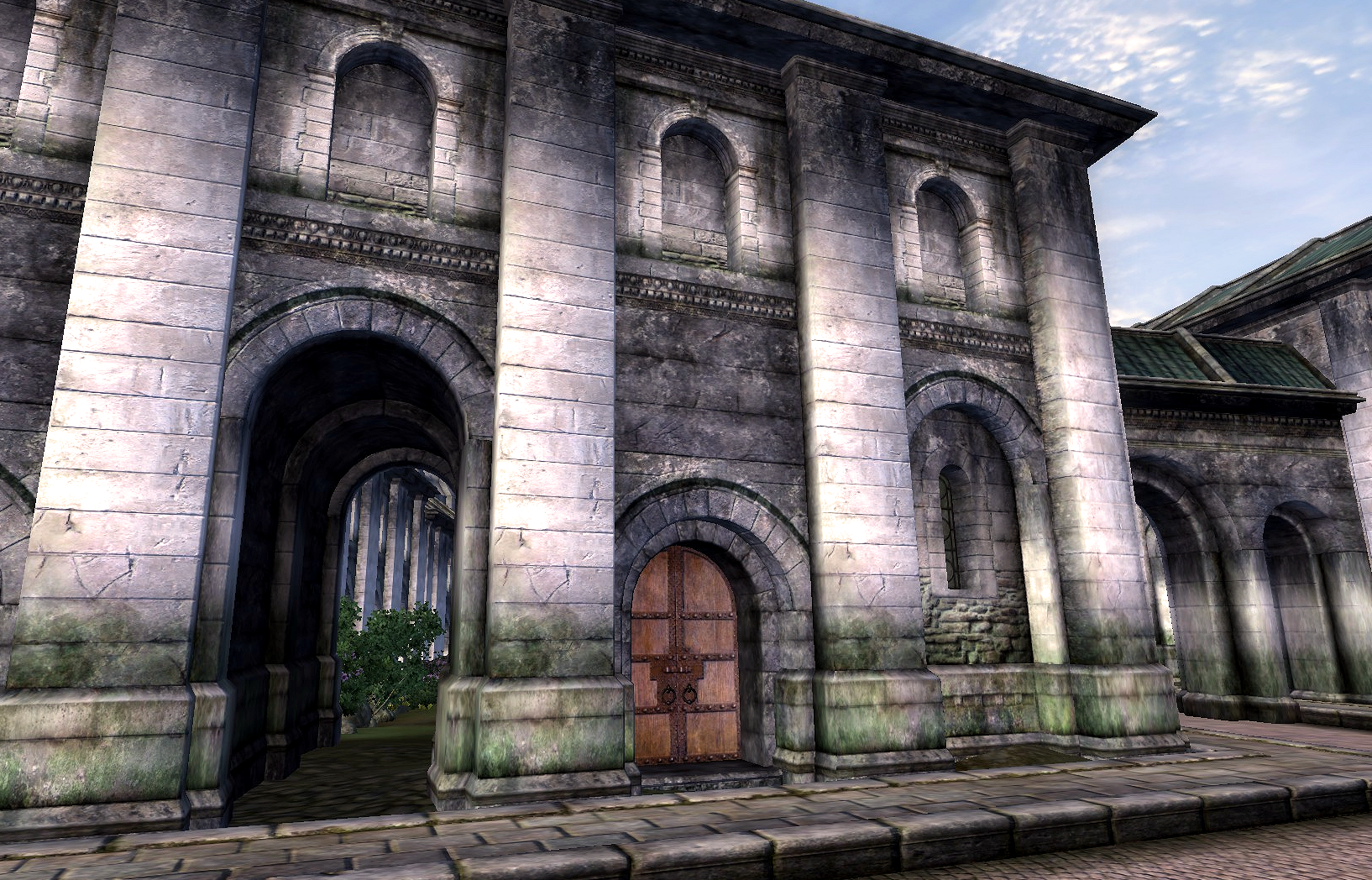 Dul gro-Shug's House