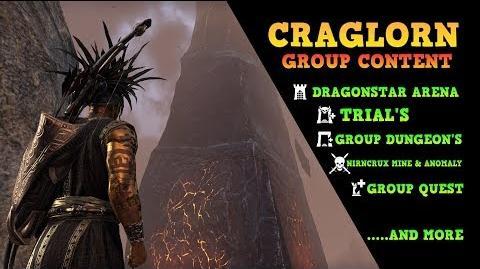 Craglorn. Wprowadzenie, lokalizacja, omówienie (film)