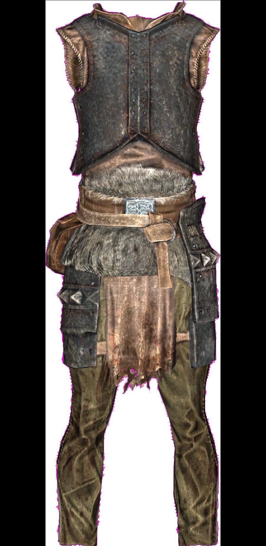 Iron Armor (Armor Piece)