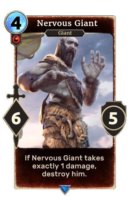 Nervous Giant