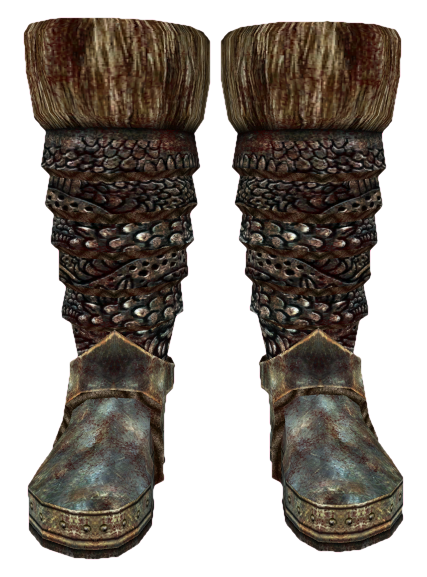 Orcish Boots (Oblivion)