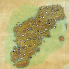 Гленумбра-Дорожное святилище Даггерфолла-Карта.png