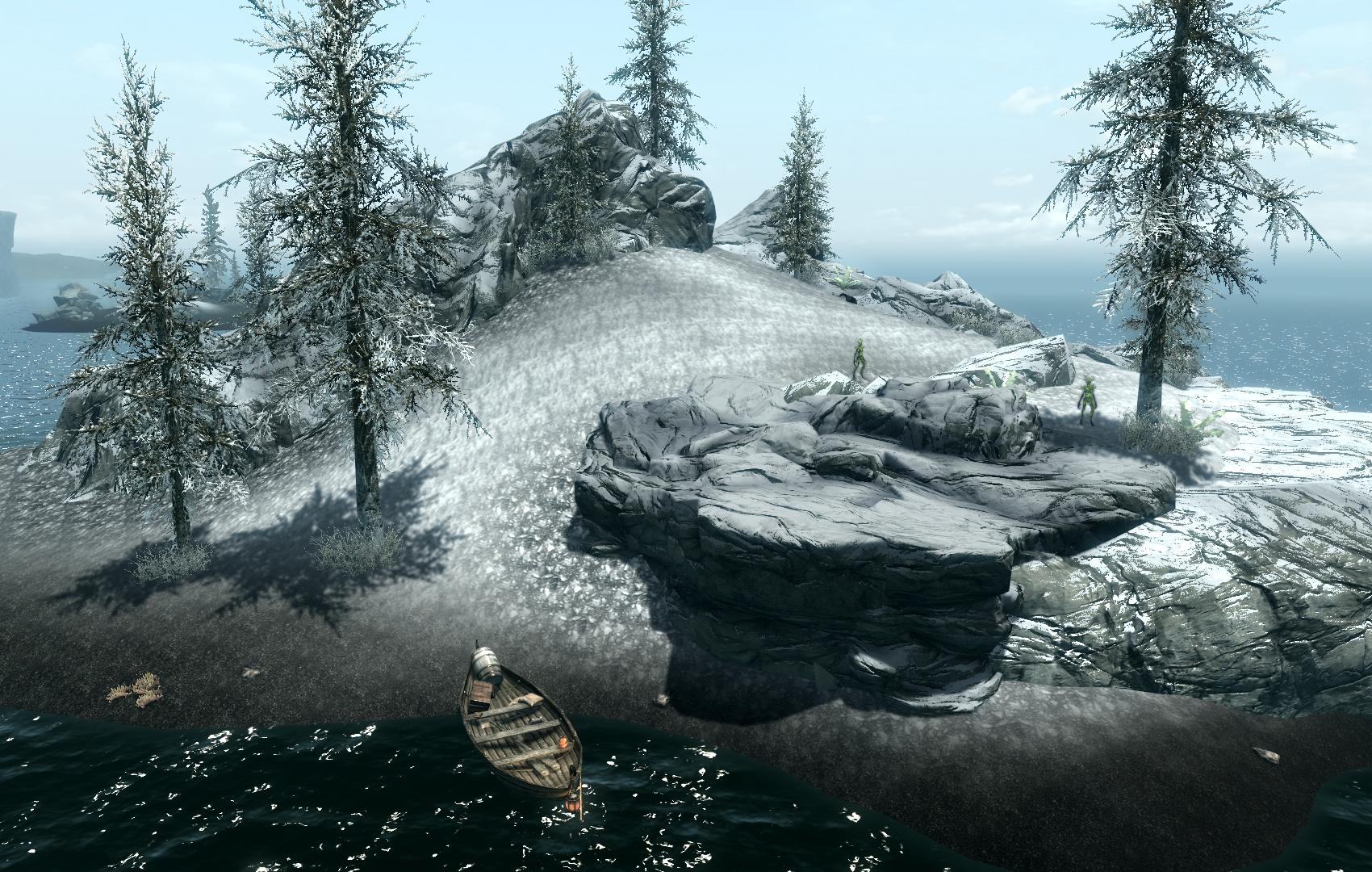 Giant Nirnroot Island
