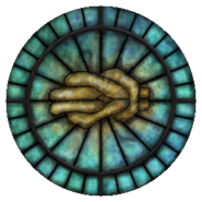 Mara Stained Glass Circle