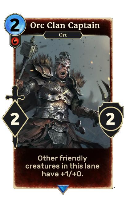 Orc Clan Captain
