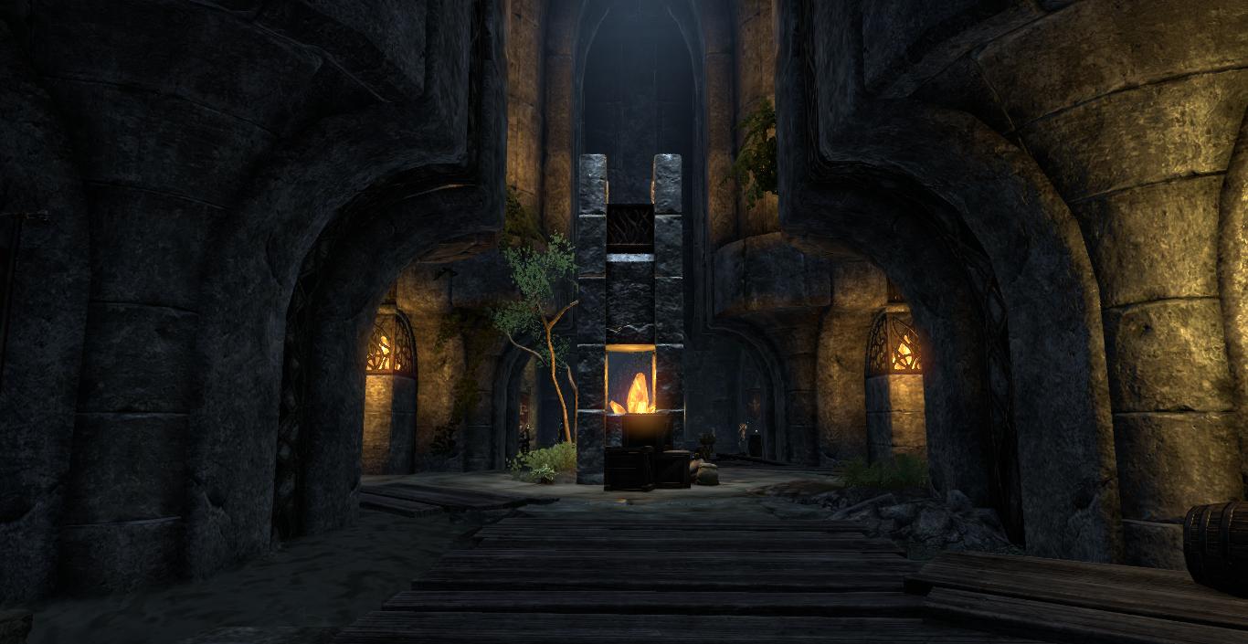 Refuge de hors-la-loi du Guet de Vulkhel