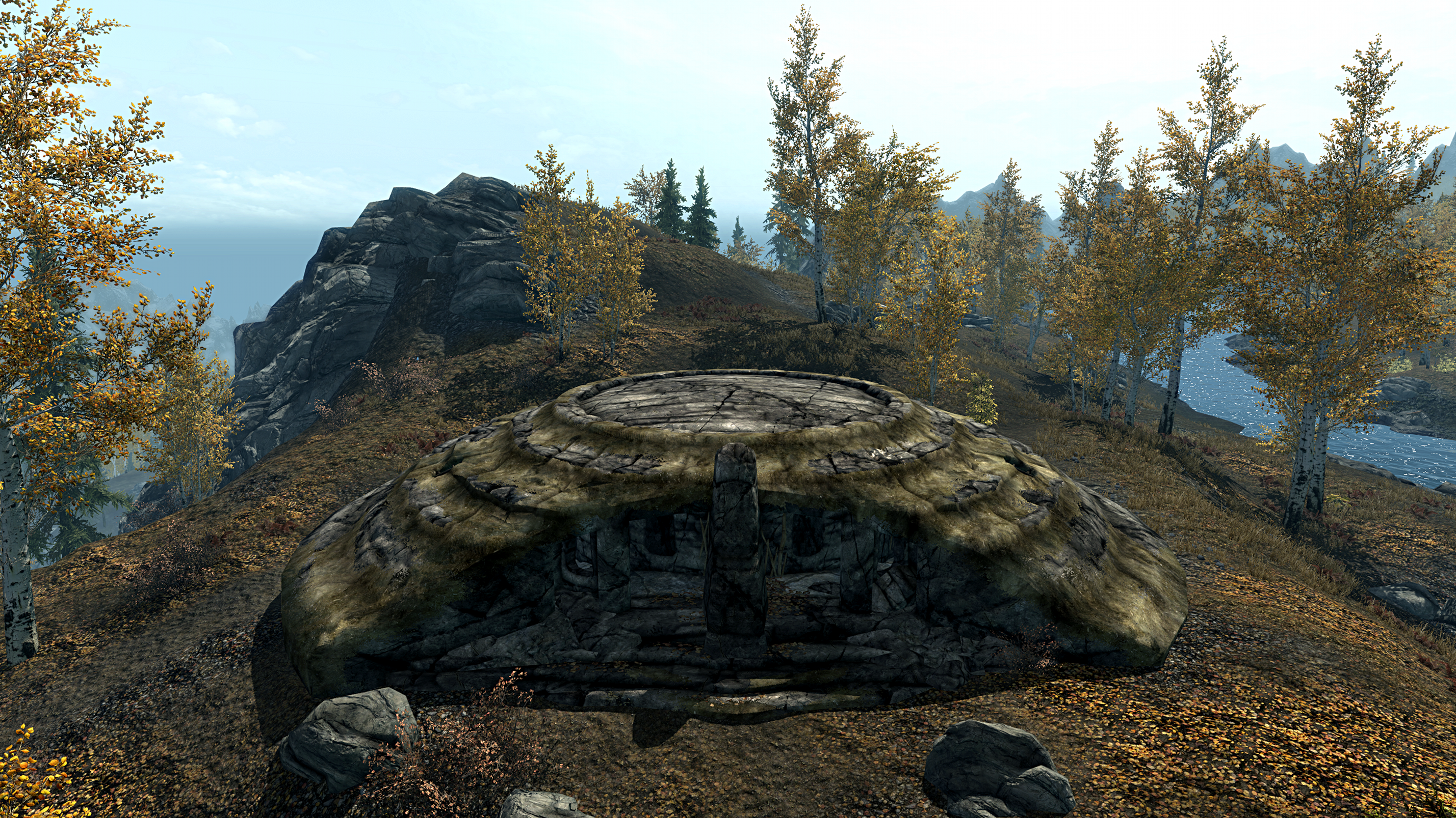 Shroud Hearth Barrow (Skyrim)
