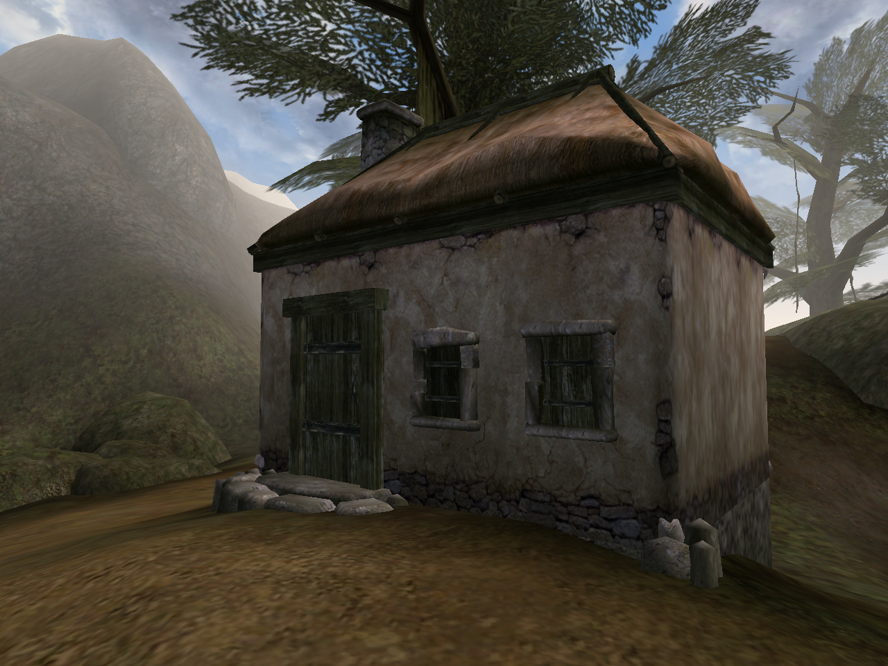 Дом Драрена Тираласа
