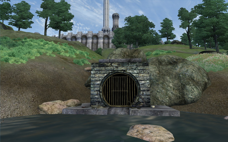 Имперская канализация — юго-восточный выход