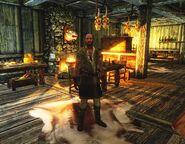 Снилин в доме Skyrim